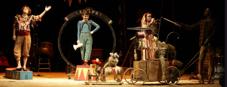 Pinkpunk Circus à la Scène nationale de Cavaillon le 11 janvier